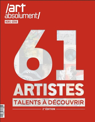 COUVERTURE HORS SERIE ART ABSOLUMENT 2020
