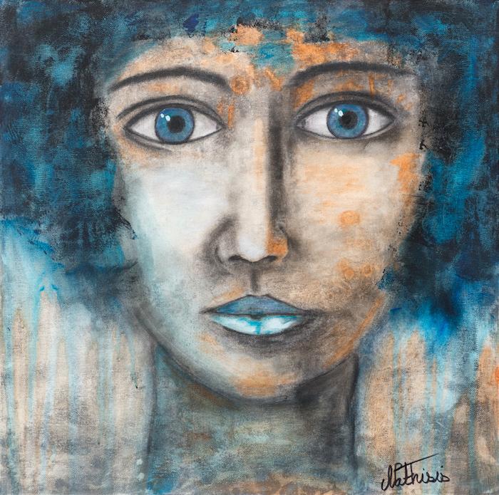 Nathisis artiste peintre