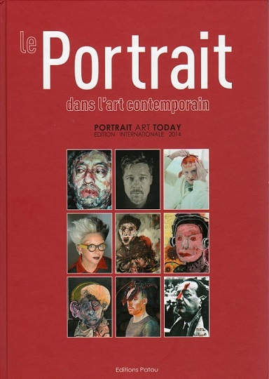 LIVRE PORTRAIT ART TODAY
