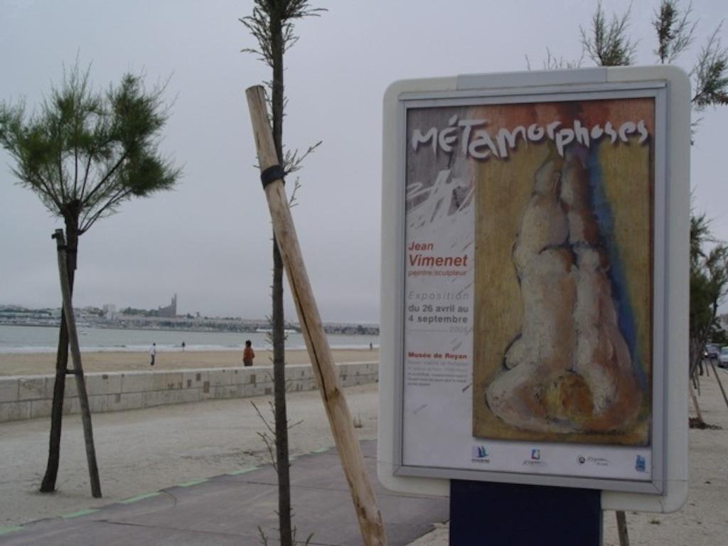 Campagne affiche musée Royan