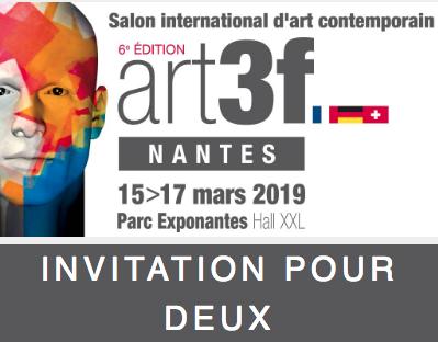 Art3F Nantes 2019