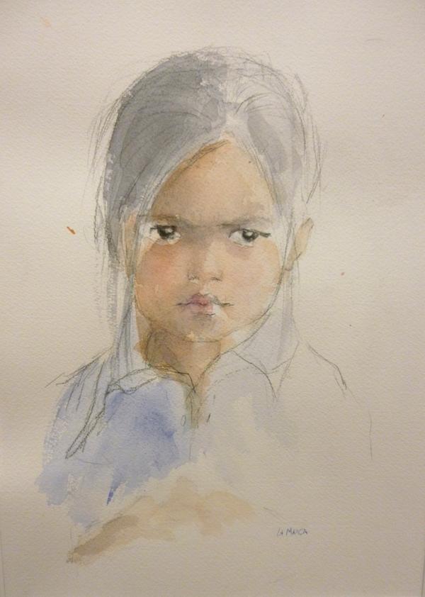 Luciana La Marca - Portraits à la demande