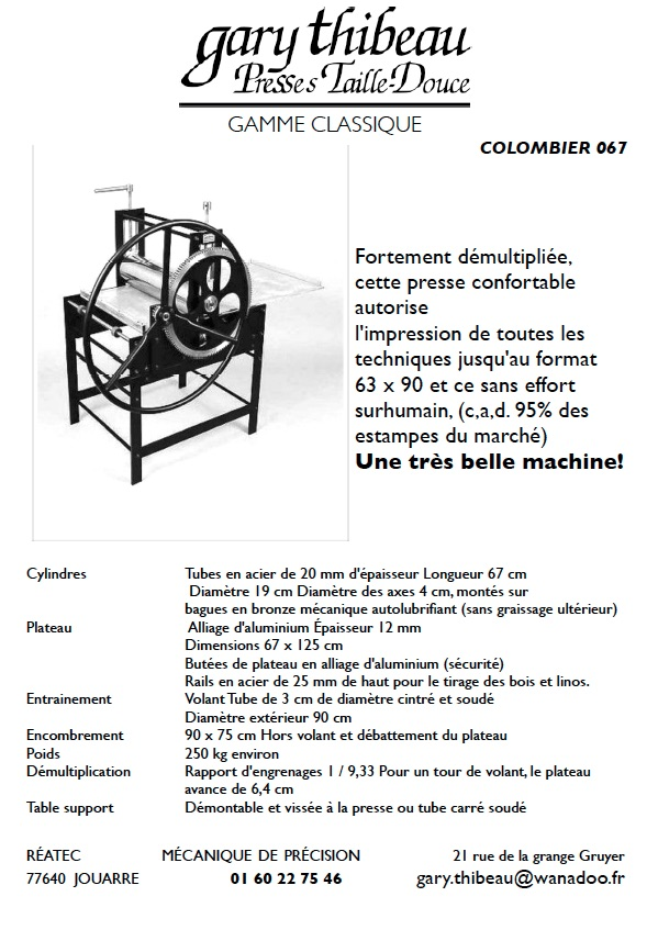 Presse Colombier 067