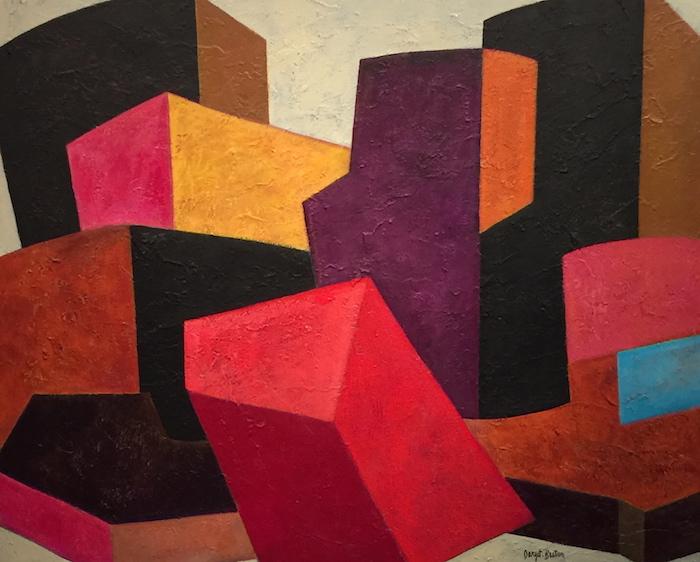 Irene Darget-Bastien Artiste peintre