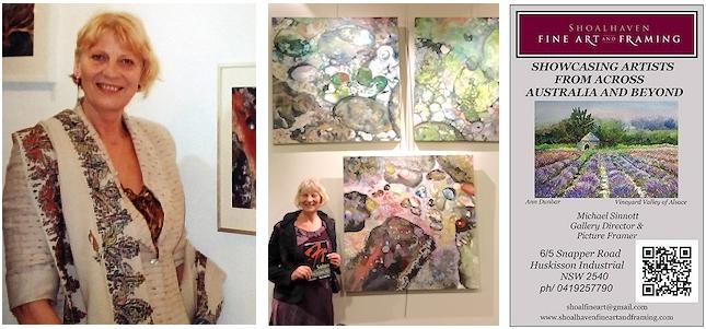 Ann Dunbar Artiste peintre