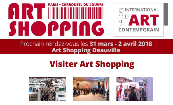 Art Shopping Deauville