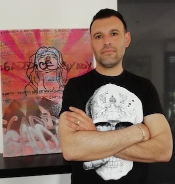 Adel Legraffeur Artiste Graffeur, artiste peintre