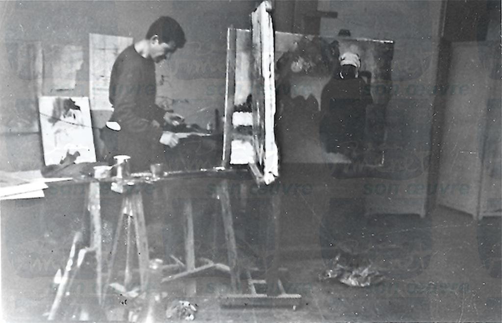 Vimenet, Alger 1953