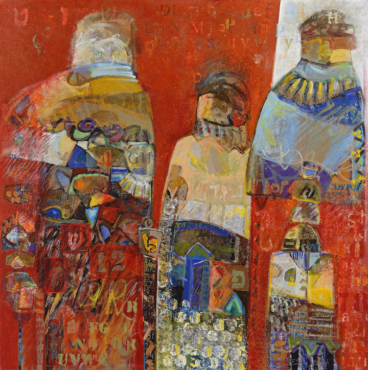 Esti Levy - Artiste peintre