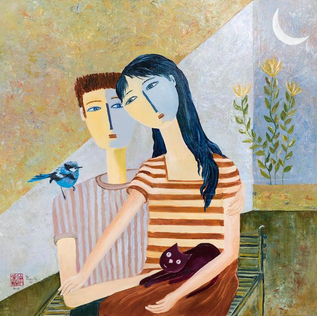 Eve Grenet - Artiste peintre