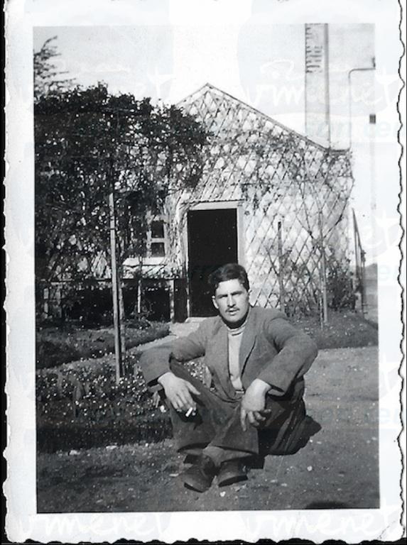 Vimenet, Tours, 1936