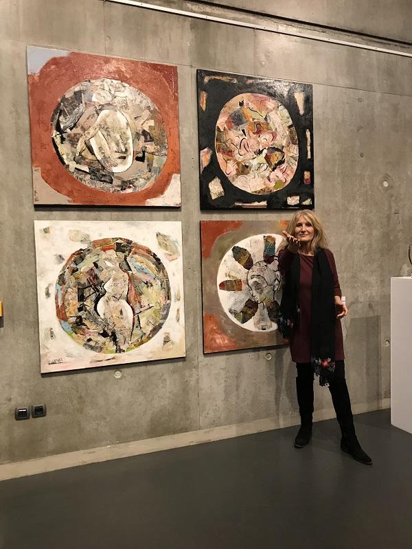 Isabelle Venet artiste peintre