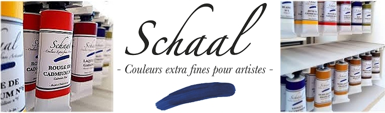 Peintures à l'huile couleurs Schaal