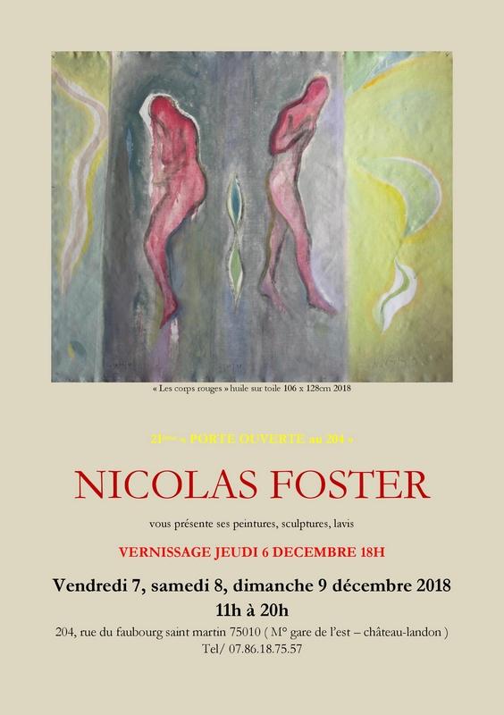 Nicolas Foster