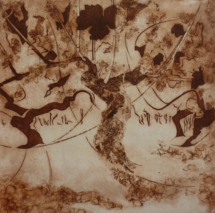 Caroline Lesgourgues - Artiste peintre et graveur