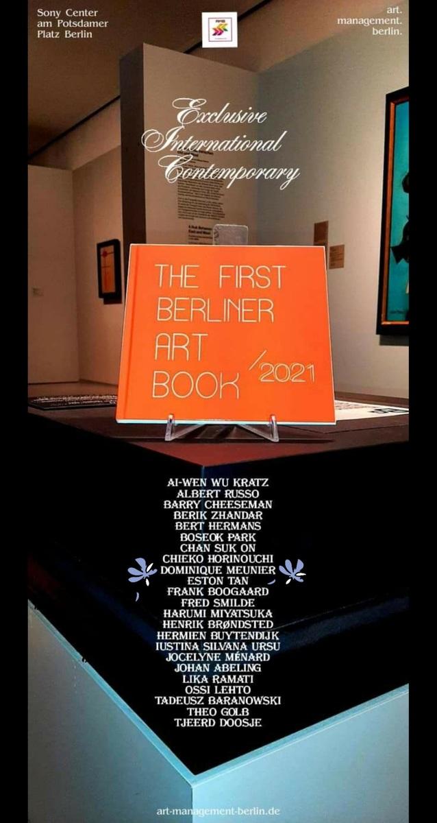 présentation livre d'Art Management Berlin