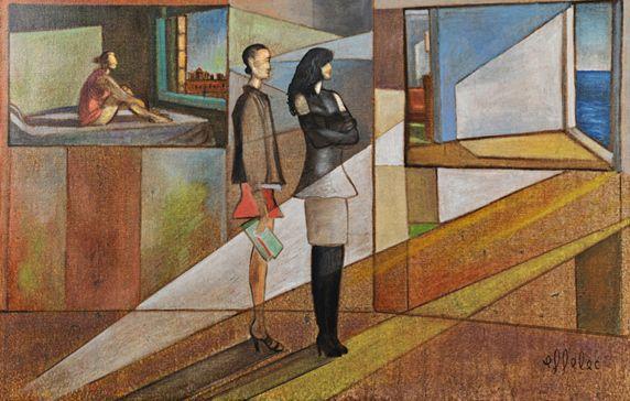 François EFFELEC, artiste peintre