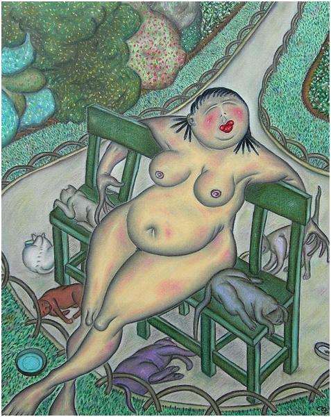 Gerard Moret Artiste peintre