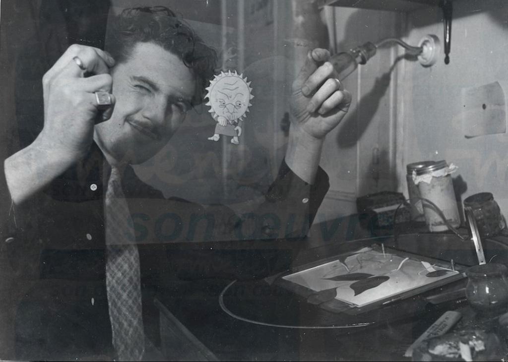 Vimenet, studios des Gémeaux, 1937