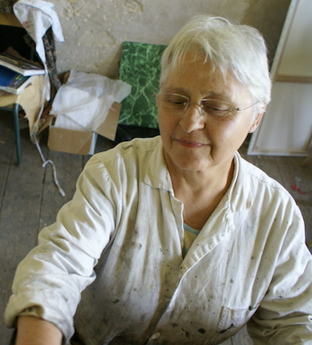 Anne Marie Renno artiste peintre