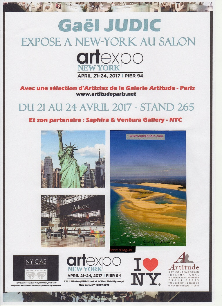 Artexpo de New York 2017