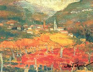 Wagner Madeleine - Artiste peintre