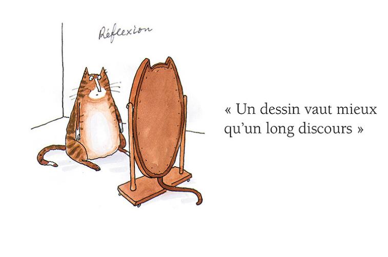 Claude Henri Saunier - Illustrateur