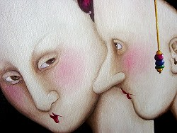 Marie Paule Benoit Basset artiste peintre