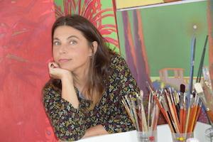 Tatiana Yastrebova, artiste peintre