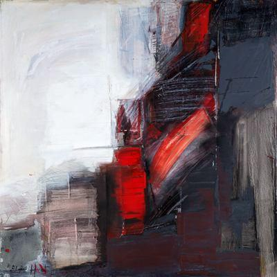 Alain Huet, artiste peintre