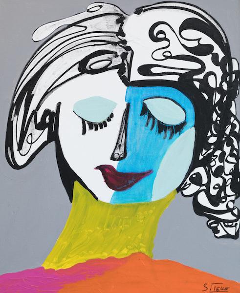 Sitelle - Artiste peintre