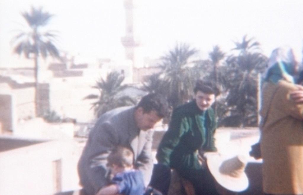 film 8 mm, 1954