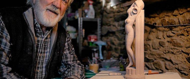 Yves Galzin, sculpteur animalier