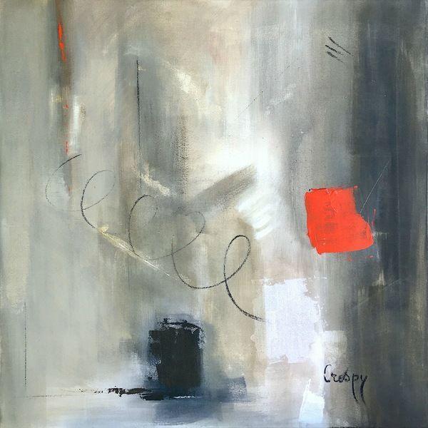 Monique Crespy artiste peintre