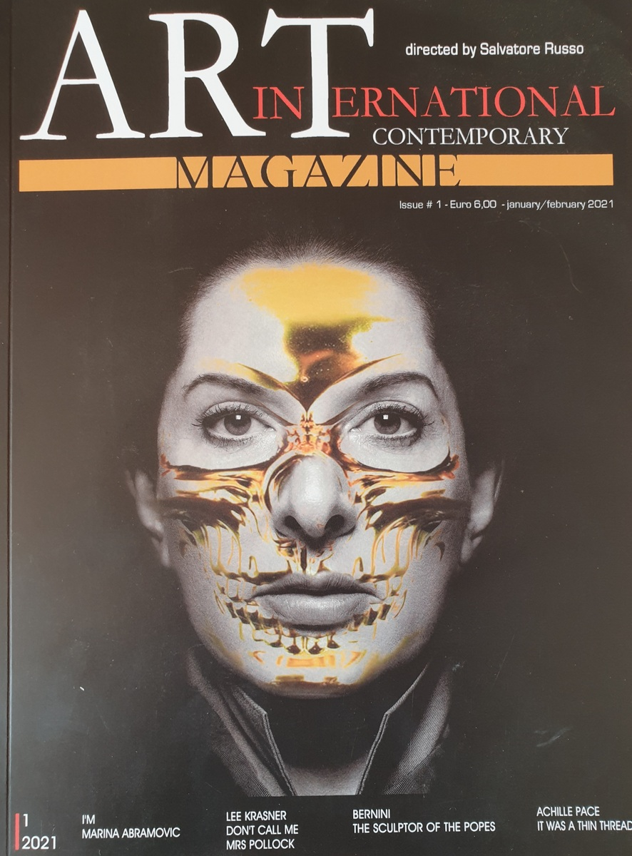 couverture magazine Russo