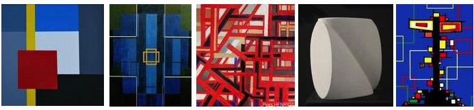 Abstraction Géometrique
