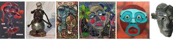 Arts singuliers, Art brut