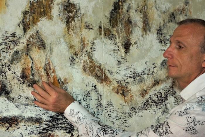 Dominique Meunier artiste peintre