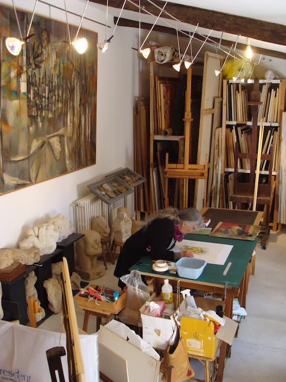 Atelier actuel